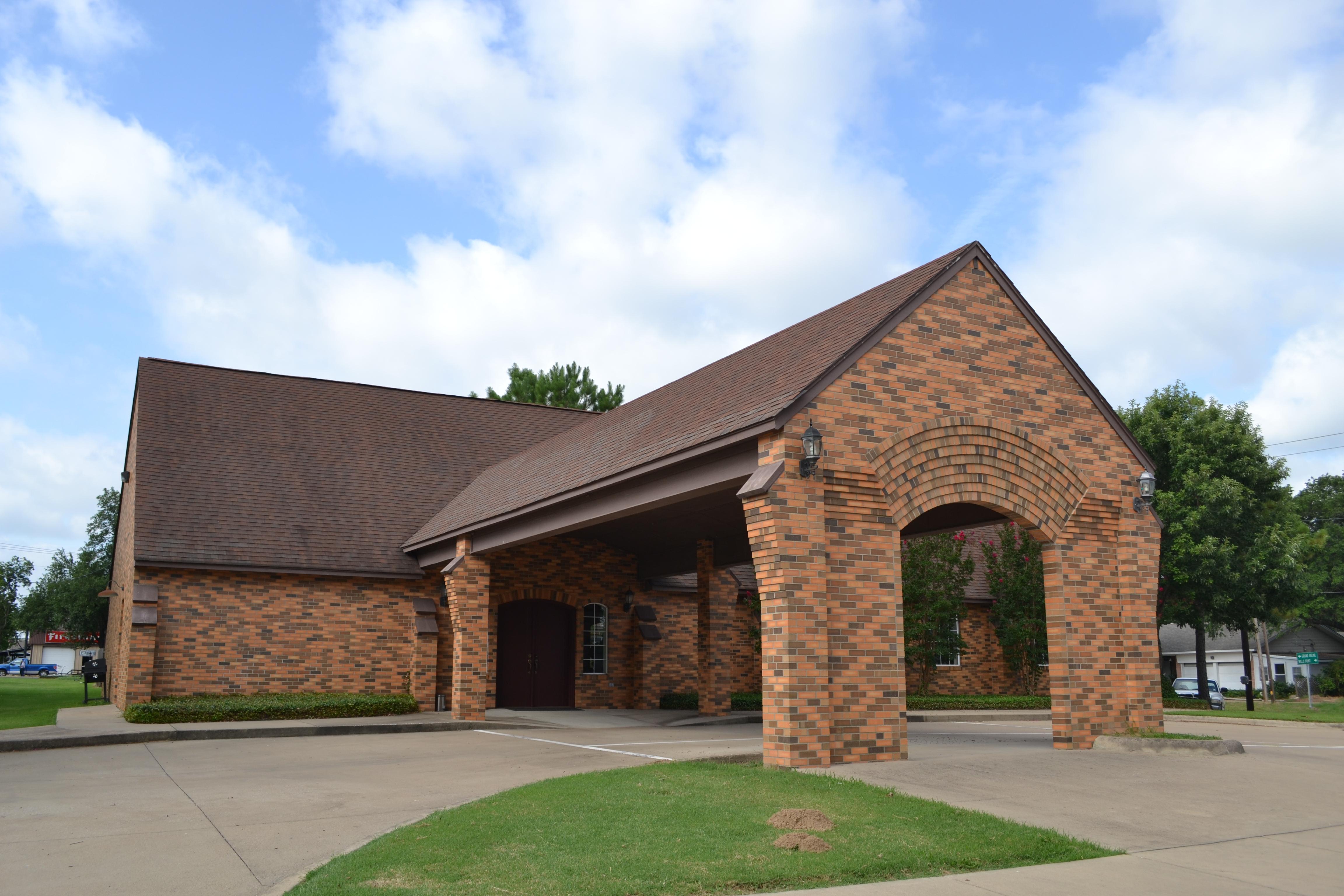 Cheathum Memorial United Methodist Church Addition. Edgewood, TX (2)
